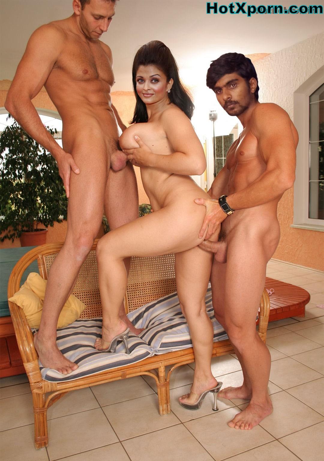 Sex Abhishek aishwarya real