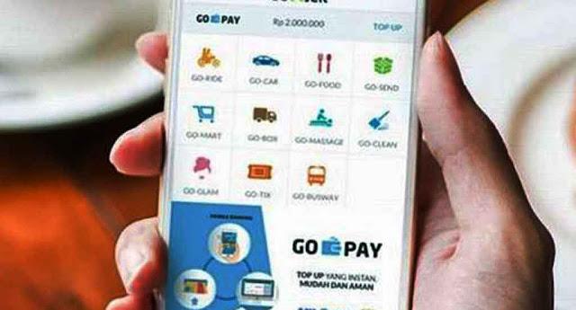 Cara Menggunakan Go Pay