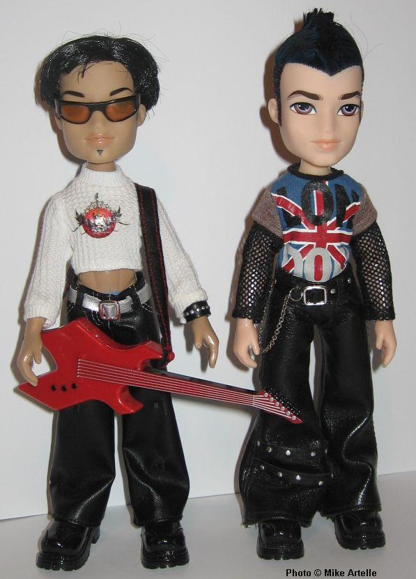 Mikey S Dolls 2002 2010 Male Fashion Dolls