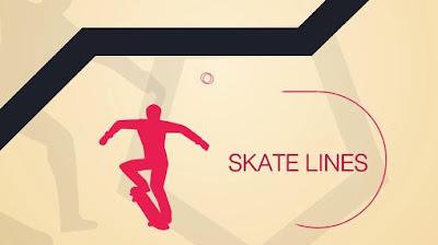 لعبة,اندرويد,جديدة,2016,Skates Lines,android ,games,free