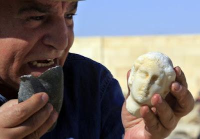 Βρέθηκε ο τάφος του Αντωνίου και της Κλεοπάτρας;