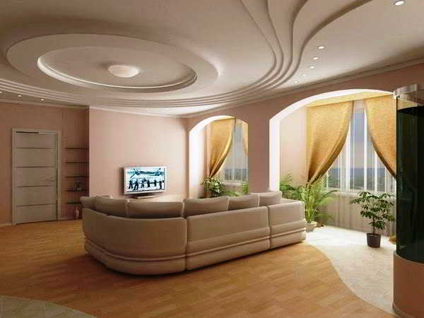 Model Plafon Rumah Modern