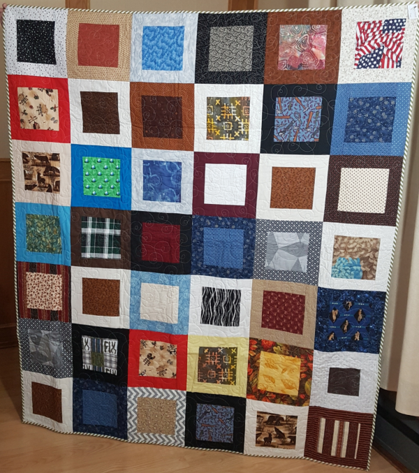 Quilts for first responders | DevotedQuilter.com