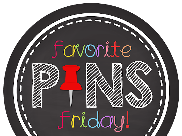 Favorite Pins Friday!