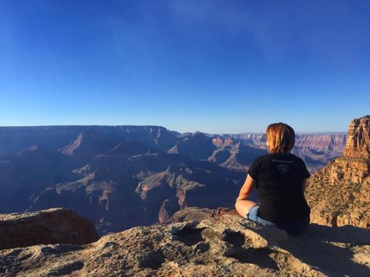 Oh Oh: Woman Falls To Her Death At Grand Canyon After Posting Photo On Instagram