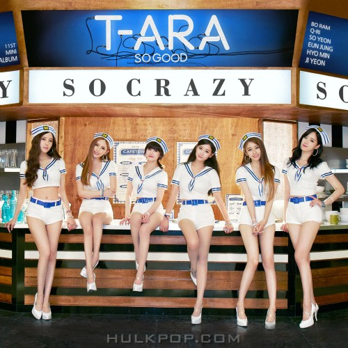 T-ARA – So Good – EP (ITUNES PLUS AAC M4A)