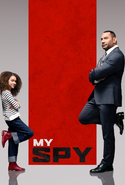 My Spy (2020) English 720p HDCAM x264 900MB