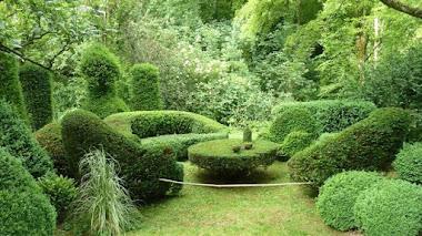 Los Jardines de Séricourt en Francia
