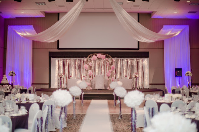 Wedding Ceremony And Reception