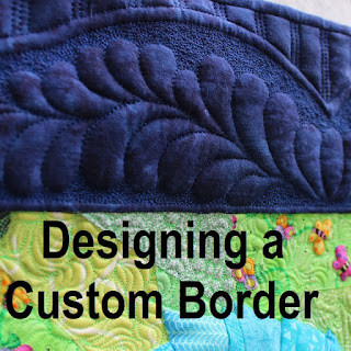 Designing-Custom-Feather-Border-Quilting-Tutorial
