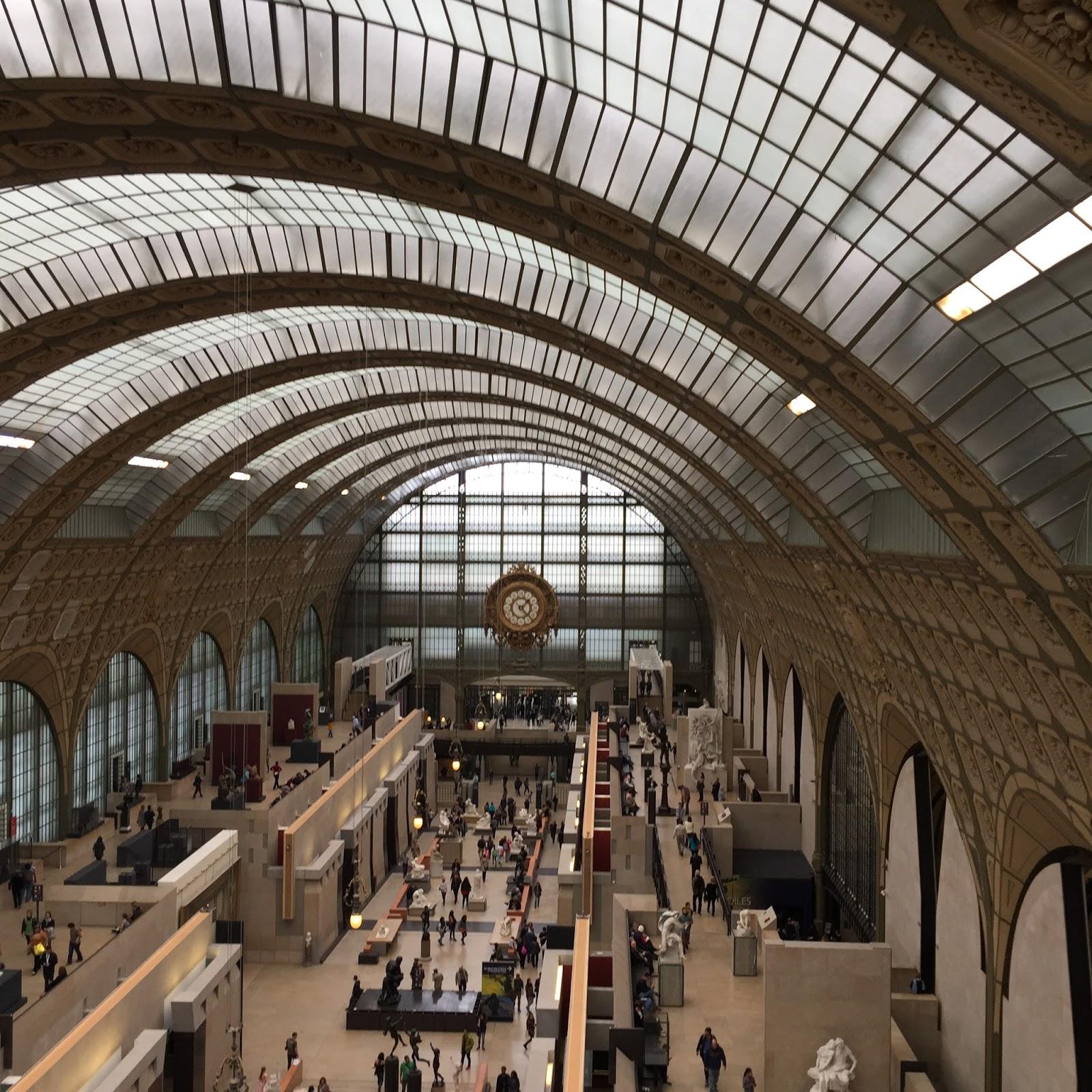 Museé d'Orsay Paris