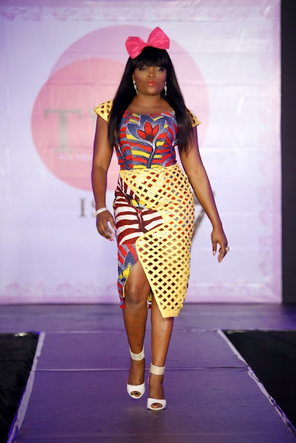 Funke Akindele fashion style pictures