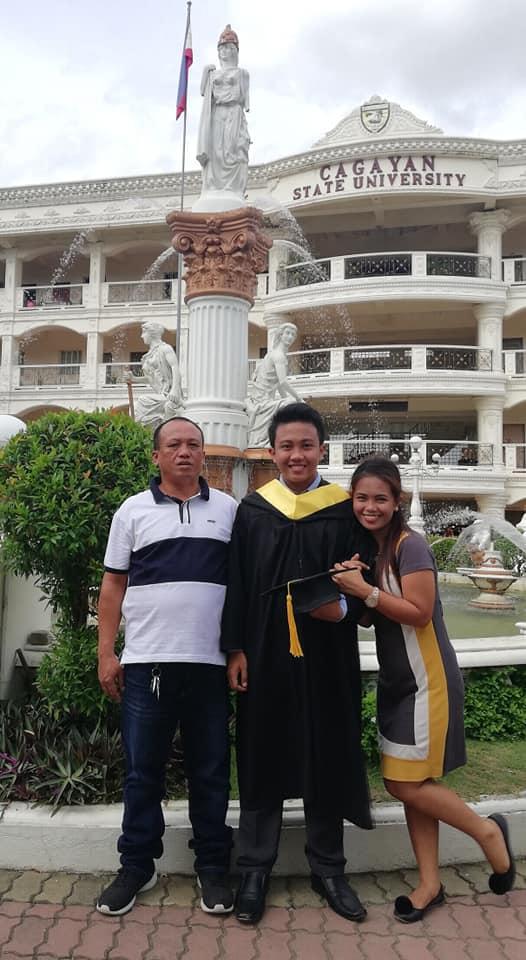 Dominic Tumaliuan CPA board exam viral passer