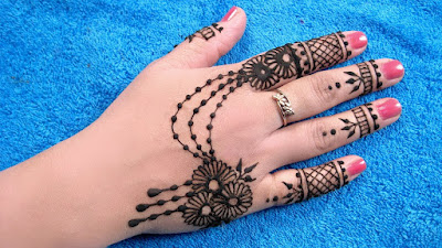 mehndi designs for hands arabic latest