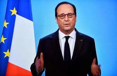 François Hollande annonce qu'il ne se présentera pas à l'élection présidentielle 2017
