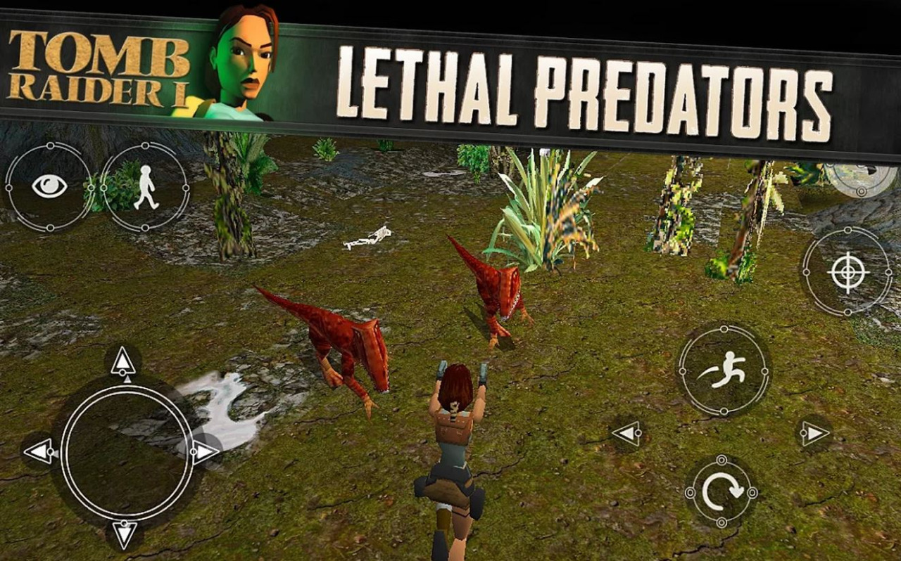 Tomb Raider I - GAME REVIEW - Official Sahabat Android