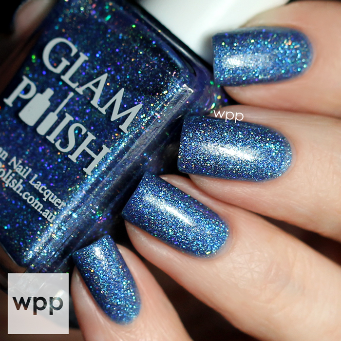GLAM Polish Knockout CRASH!