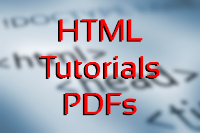 Best Download HTML Tutorials PDFs