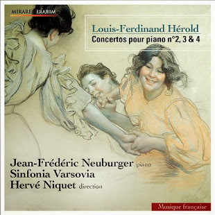 Ferdinand Herold (1791-1833) - Piano Concerto No. 2/3/4