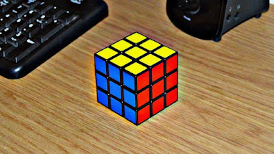 Rubik's Cube 3×3 – Simple and Quick Way to Solve It
