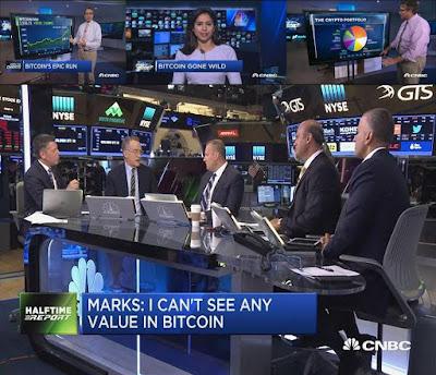 CNBC Bitcoin coverage