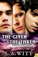 Review and Giveaway: The Given and the Taken