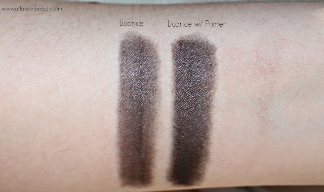 Licorice from Lorac's Mega Pro 3 Palette