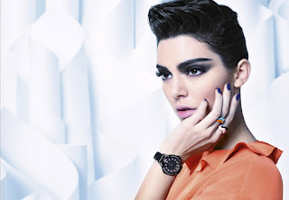 Kendall Jenner looks stunning as the new face of Fendi Ad Campaign Summer 2016. See stunning photo spread at JasonSantoro.com