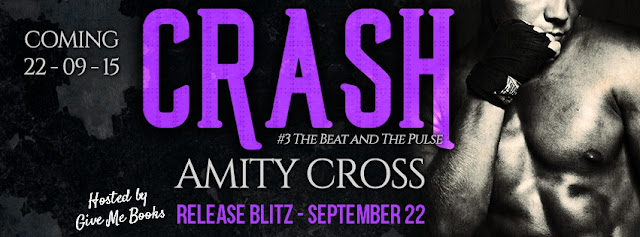 Release + Review | Crash by Amity Cross