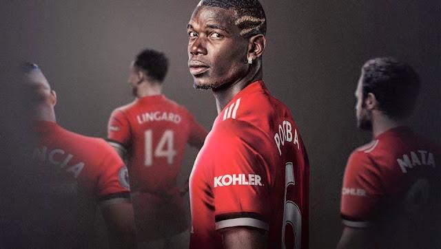 Senarai Pemain Manchester United Terkini 2018/2019