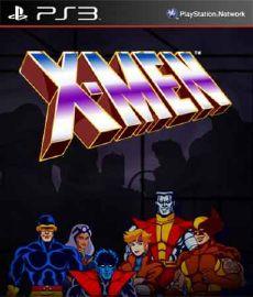 x men the arcade