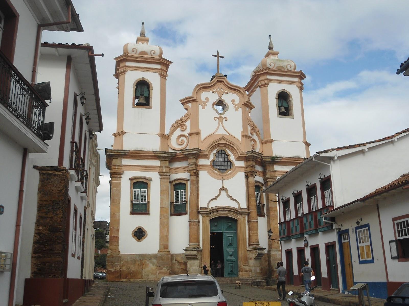 igreja do pilar ouro preto horario