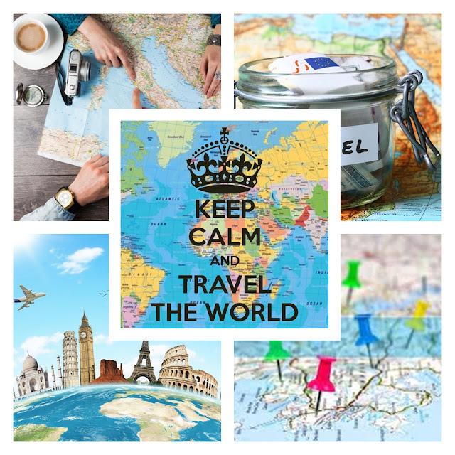 Challenge #64- Travel