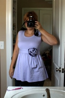 DIY blusas pre-mamá muy fácil