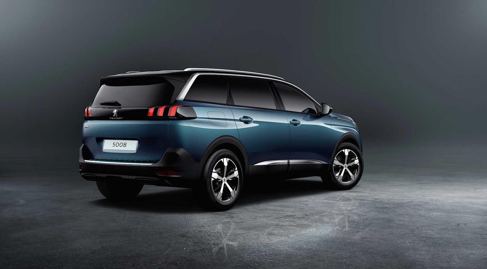 Smeg Kühlschrank Disney : Peugeot bringt den 5008 im frühjahr 2017 fahrspass24
