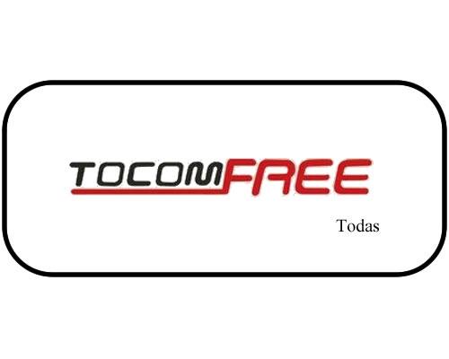 TOCOMFREE PACOTE COM NOVAS ATUALIZAÇÕES MODIFICADAS 58W ON CONFIRAM - 10/03/2018