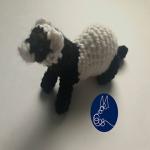 http://www.ravelry.com/patterns/library/ferret---amigurumi