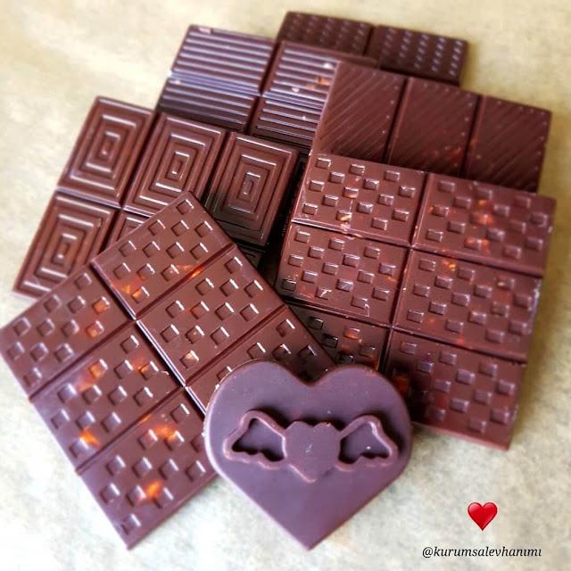 şekersiz çikolata tarifi