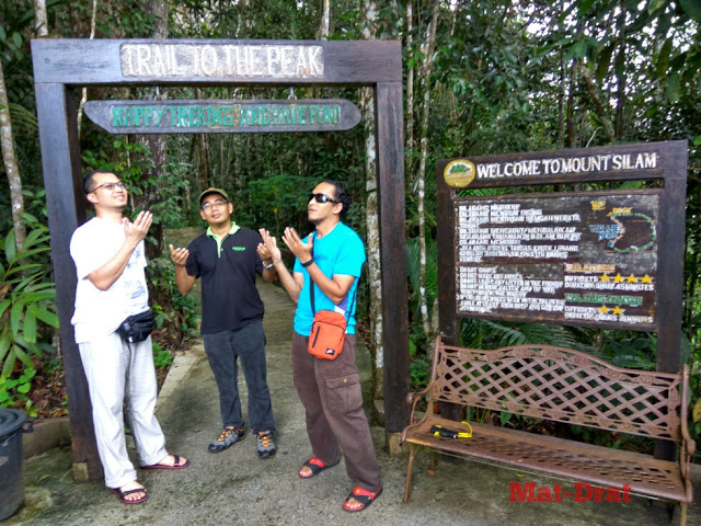 Tempat Menarik di Lahad Datu Silam Mount