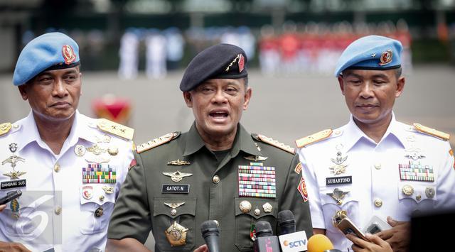 Isu di Tegur Presiden Joko Widodo, Ini Penjelasan Panglima TNI
