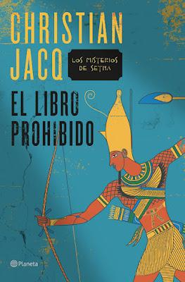LIBRO - El libro prohibido : Christian Jacq (Planeta - 14 Junio 2016) NOVELA HISTORICA Edición papel & digital ebook kindle Comprar en Amazon España