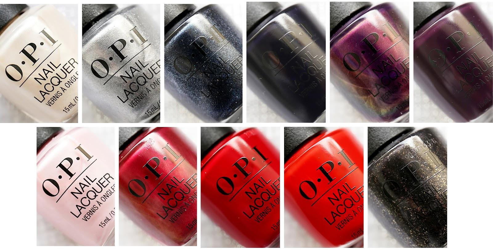 OPI XOXO Collection