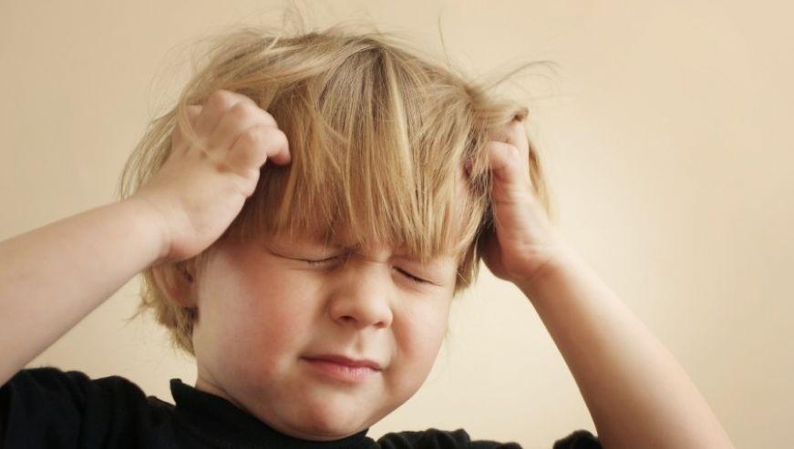Hasil gambar untuk gambar penyakit migrain pada anak anak