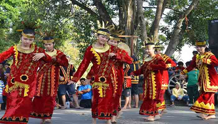 Tari Moyo, Tarian Tradisional Dari Sumatera Utara