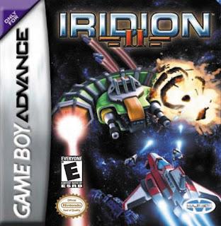 Rom de Iridion II em PT-BR - GBA - Download