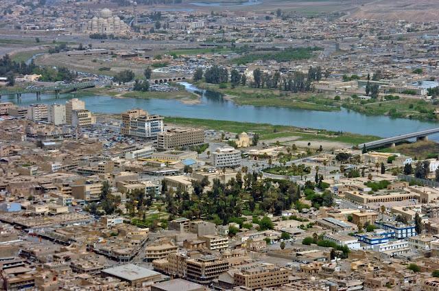 ثاني اكبر مدينة في العراق