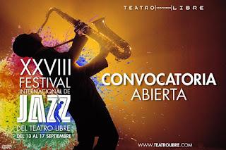 Crece la convocatoria  para el Festival Internacional de Jazz del Teatro Libre de Bogotá / stereojazz