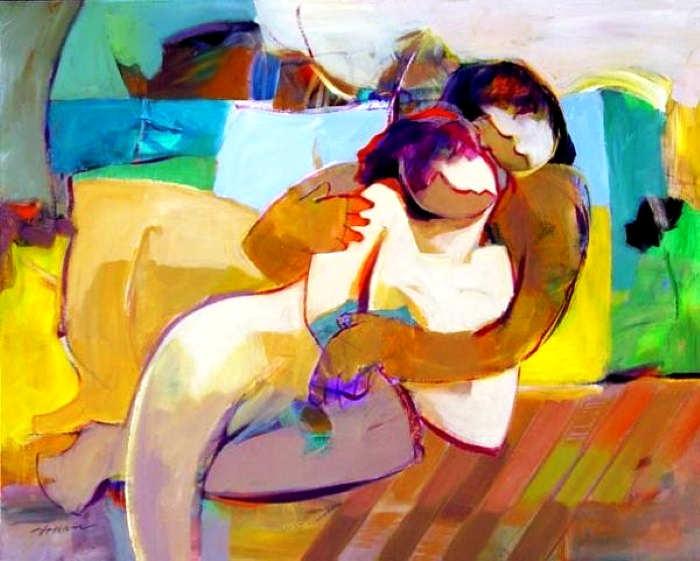 Сущность любви и романтики. Hessam Abrishami 15