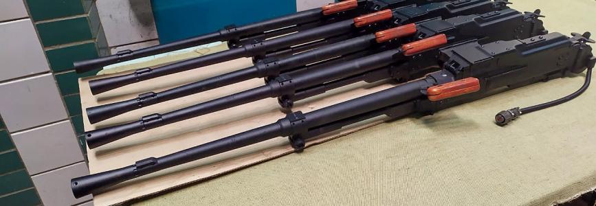 Маяк поставив нову партію кулеметів для БТР-4