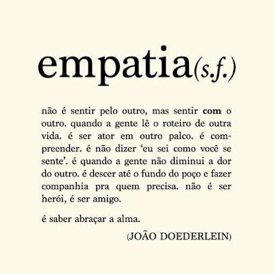 sociedade atual e empatia